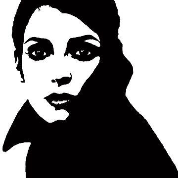 Winona Ryder by KevinMenace