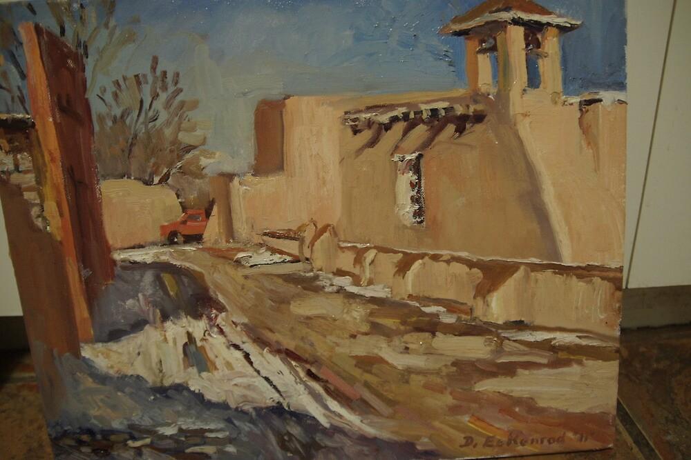 Toas Church by Che3guevara