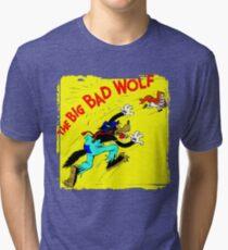 The Big Bad Wolf Tri-blend T-Shirt