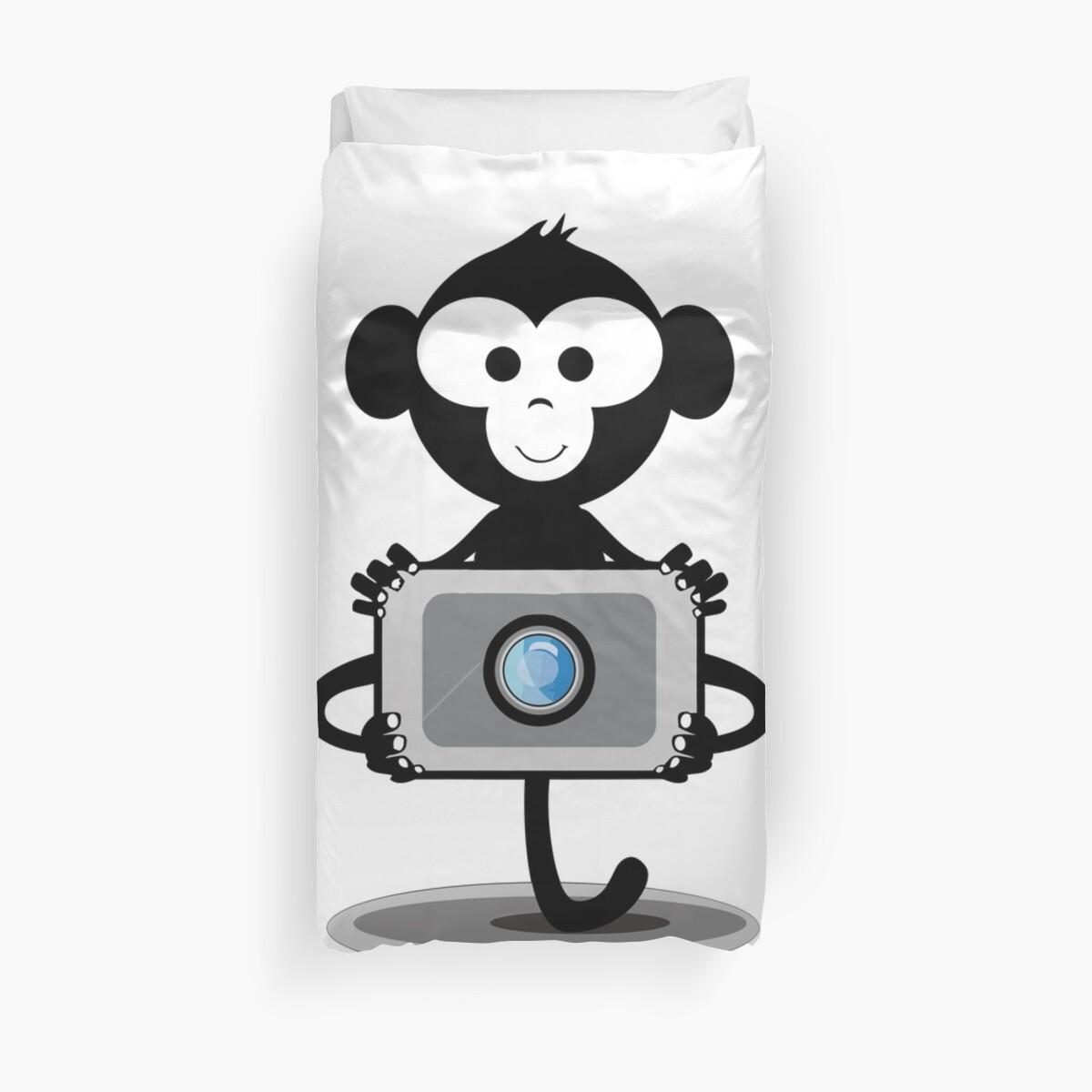 Monkey Photograpy by jokoer-SERKA