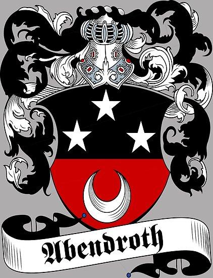 Abendroth by HaroldHeraldry