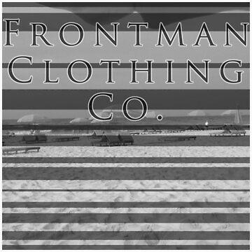 """Frontman Clothing"" Tee by FrontmanClothes"