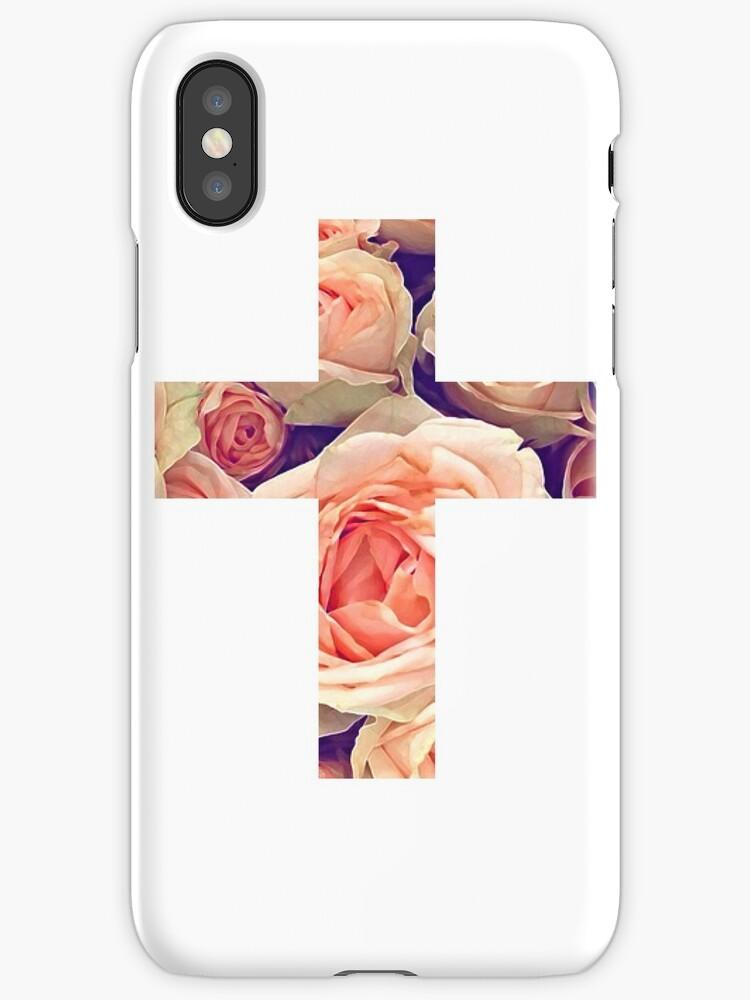 Rose iPhone Case by borntokill