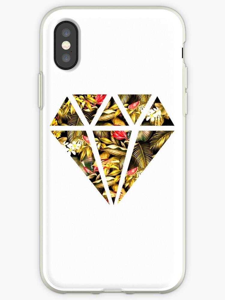 Tropical Diamond Case by borntokill