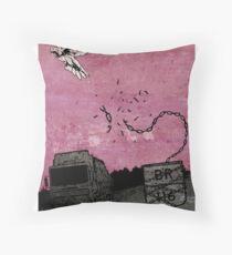 Ascend (Meninadanca Charity Print) Throw Pillow