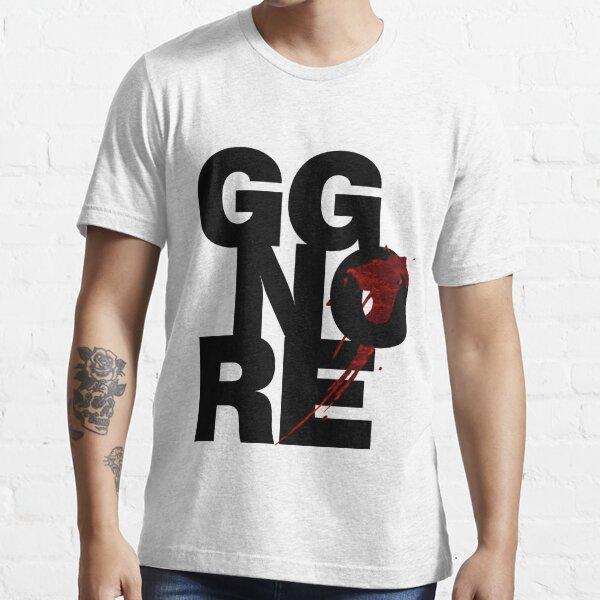 GG NO RE schwarz Essential T-Shirt