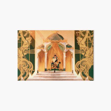 King of Almyra Art Board Print