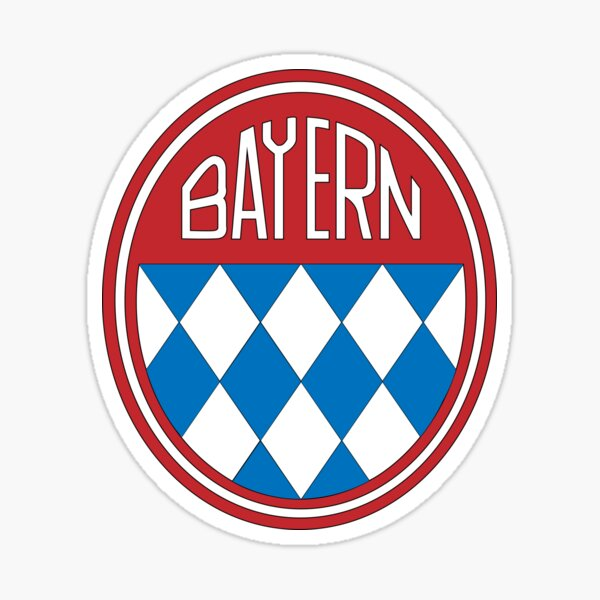 Bayern Munich Stickers Redbubble