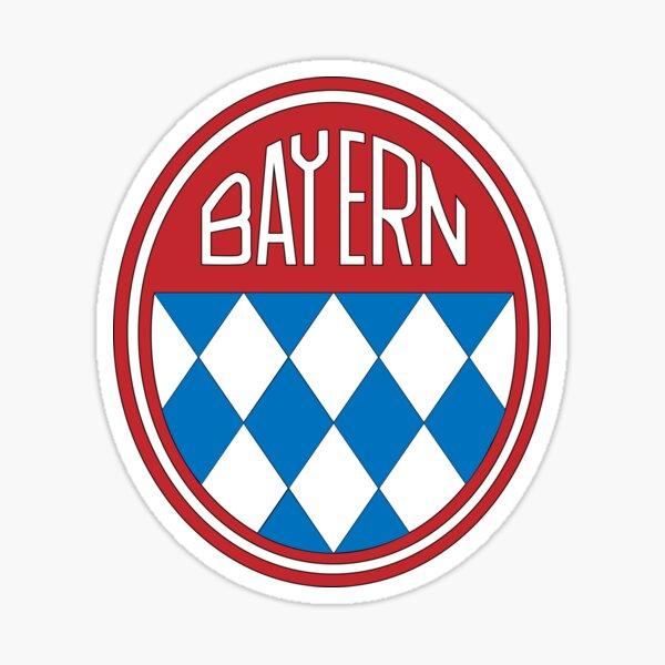 Bayern Munich Stickers Redbubble