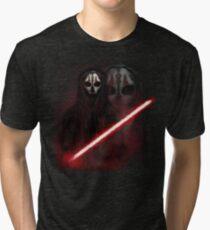 Darth Nihilus-Knights of the Old Republic II Tri-blend T-Shirt
