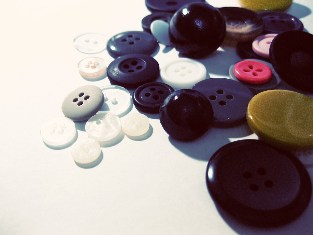 buttons by m3ndokusei