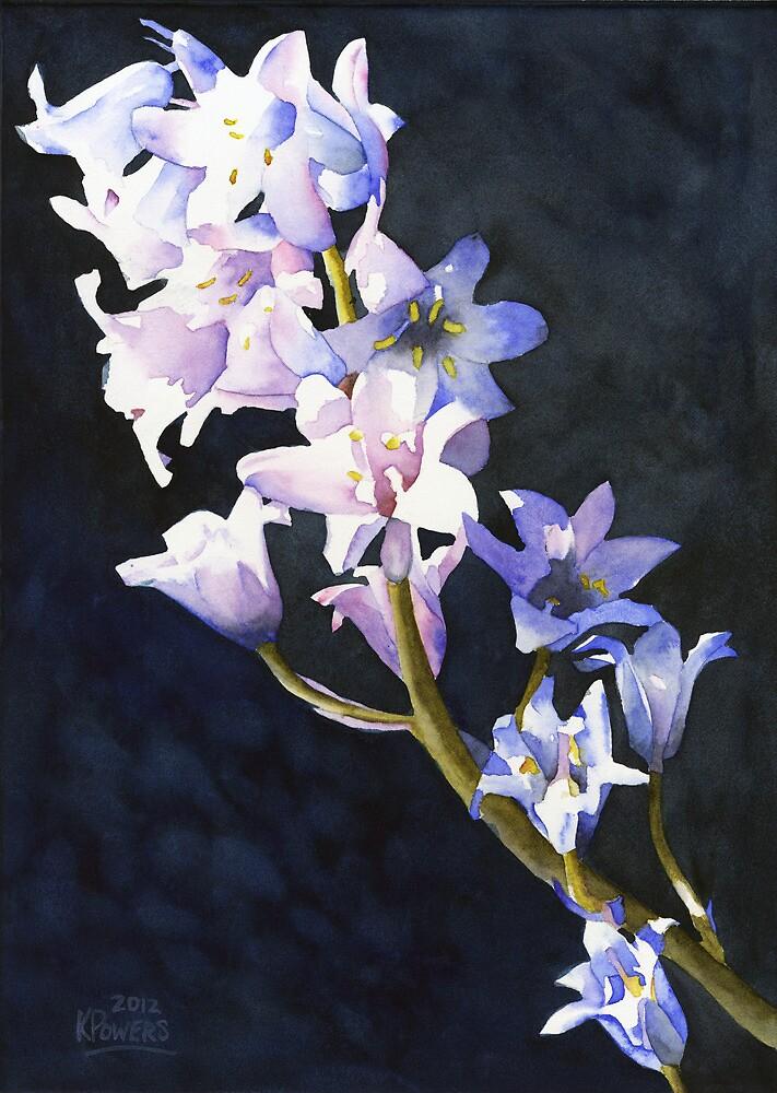 Bluebells by Ken Powers