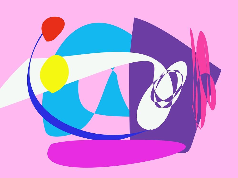 Bubblegum Colors by masabo