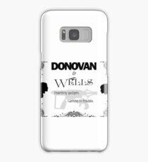 Donovan & Wells Samsung Galaxy Case/Skin