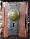 Old Door Knob by FrankieCat