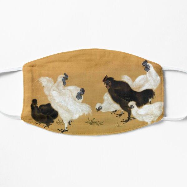 Mori Sosen Silkies Chickens Small Mask