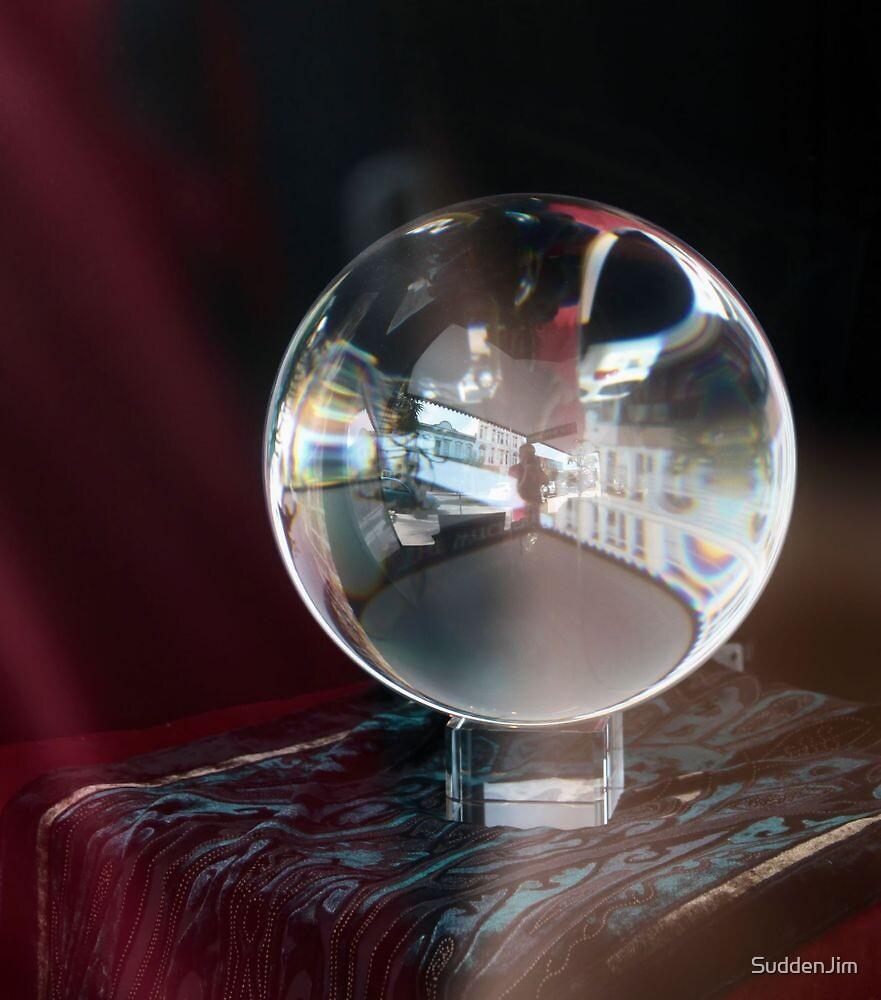Crystal Ball by SuddenJim