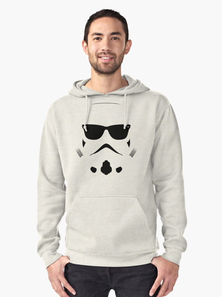 Shadetrooper Pullover Hoodie Front