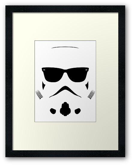 Shadetrooper by Ian Wilding