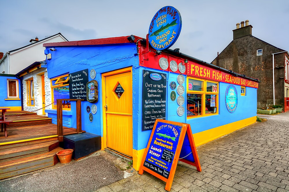 Dingle, County Kerry by Stephen Smith