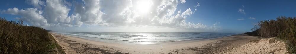 Sunrise Beach by James Ray