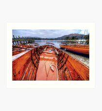 Windermere, Lake District Art Print