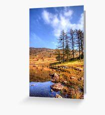 Blea Tarn, Lake District Greeting Card
