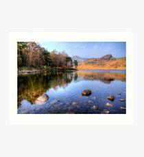 Blea Tarn, Lake District Art Print