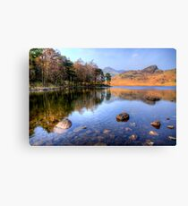 Blea Tarn, Lake District Canvas Print