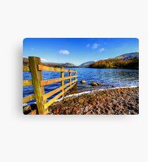 Grasmere, Lake District Canvas Print