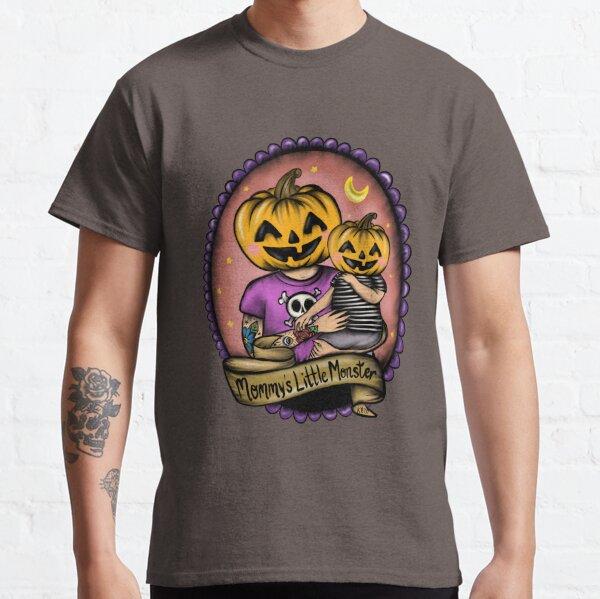 Mommy's little Monster Halloween  Classic T-Shirt