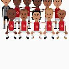 Invincibles by 8bitfootball