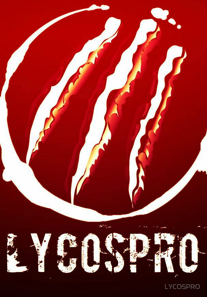 LYCOSPRO LOGO  by LYCOSPRO