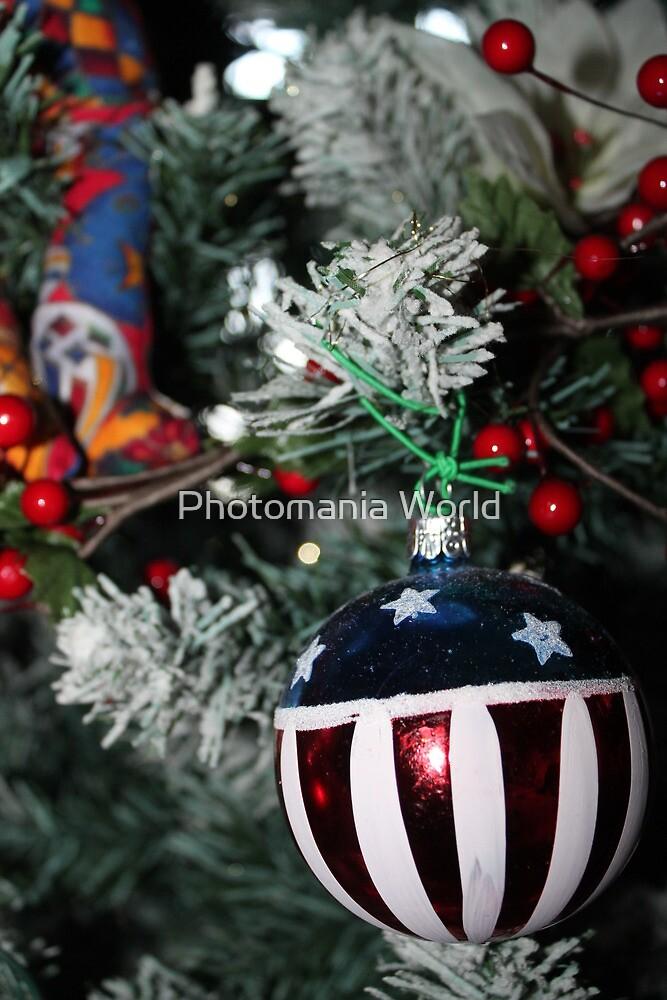 christmas ball by Katherine Hartlef