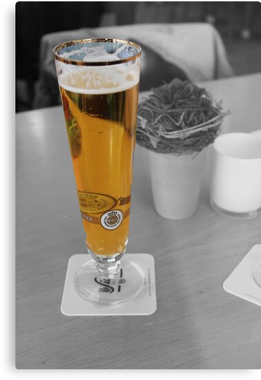 Beer at its best by Katherine Hartlef