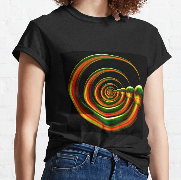 Divinorum Express by Spaced Painter Classic T-Shirt
