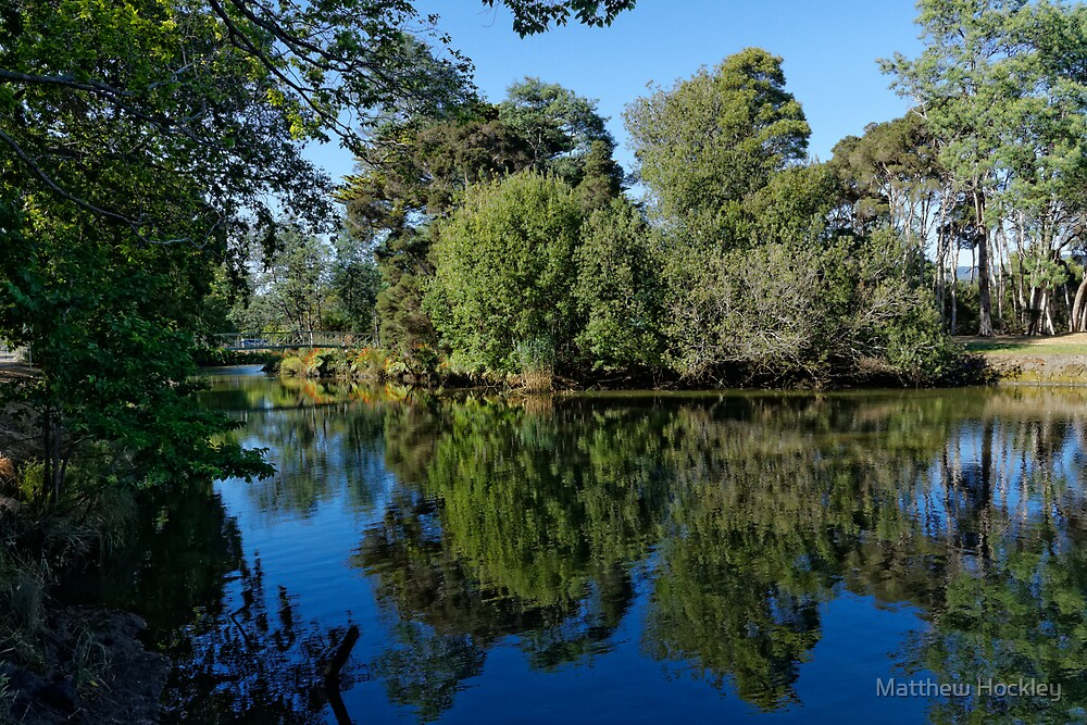 Mersey River  by Matthew Hockley