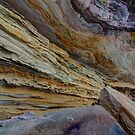 Sandstone - Bruny Island, Tasmania by PC1134