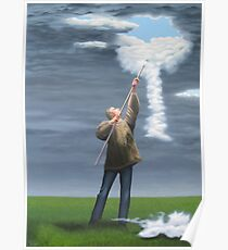 Cloud picker Poster