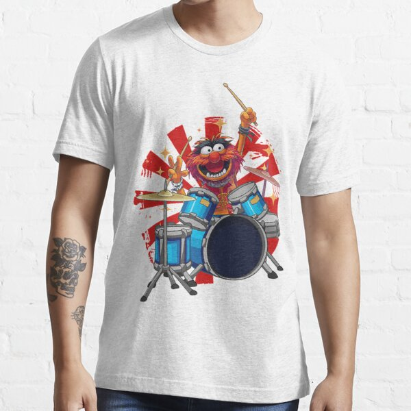 Animal Drummer The Muppets Show Essential T-Shirt