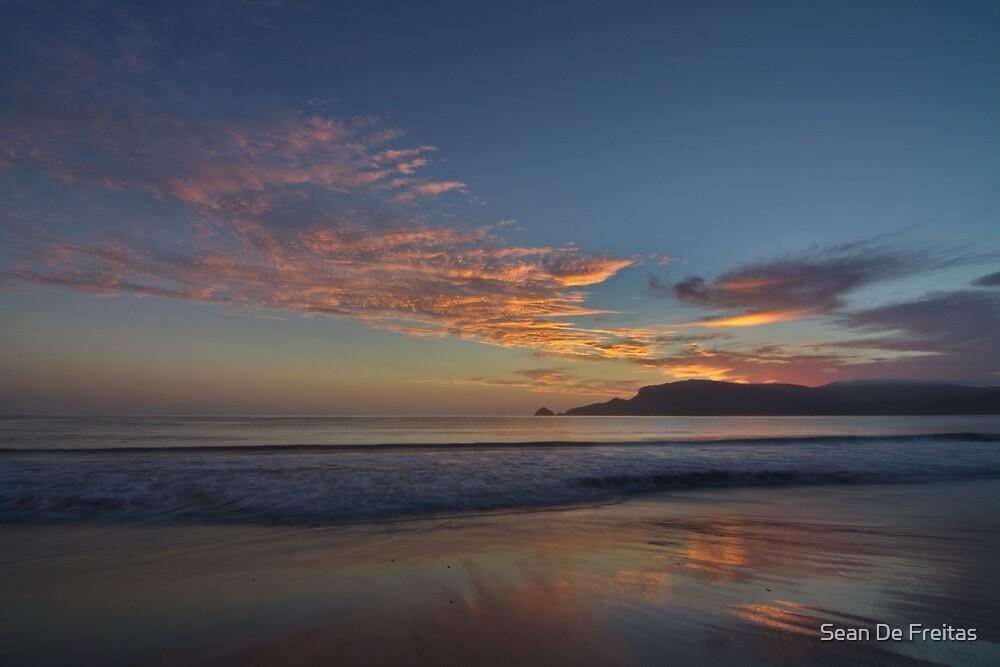 Sunrise over Adventure Bay, Bruny Island, Tasmania by PC1134