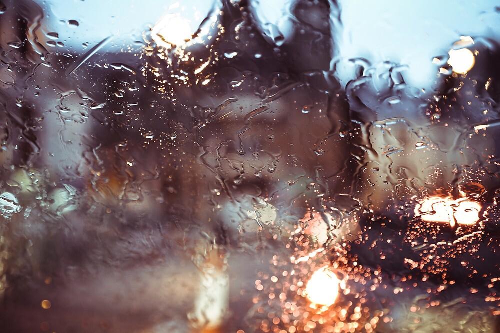 Rain - Ireland by Mark  Bennett