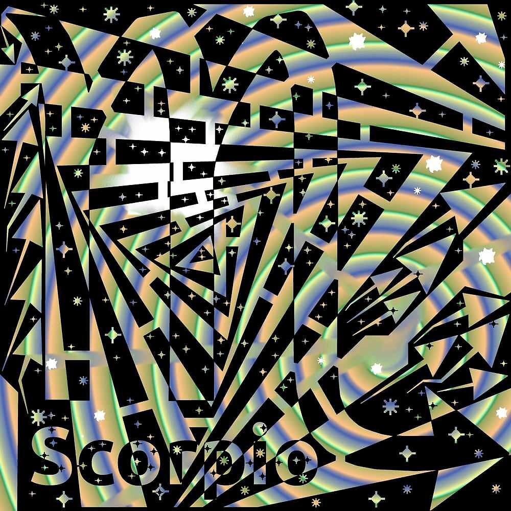 Scorpio Art Maze by samantha22mcken