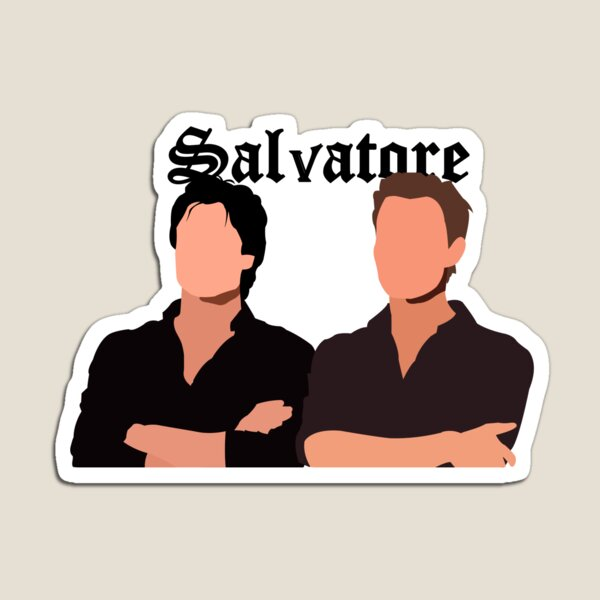 Salvatore brothers Magnet