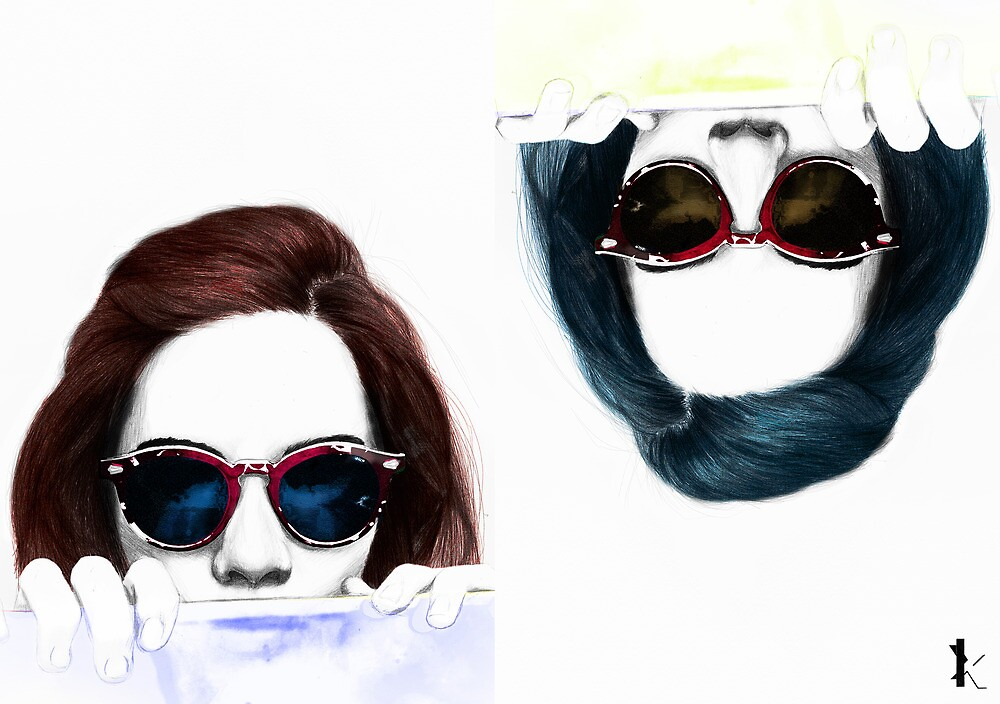 Twins by Kirill Hohlov