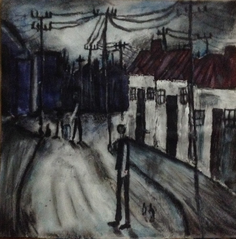 The street by SunayArda