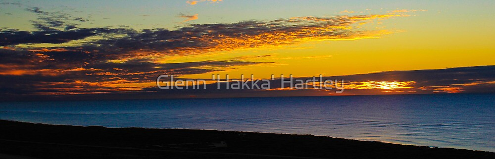 Ningaloo Sunset by Glenn 'Hakka' Hartley