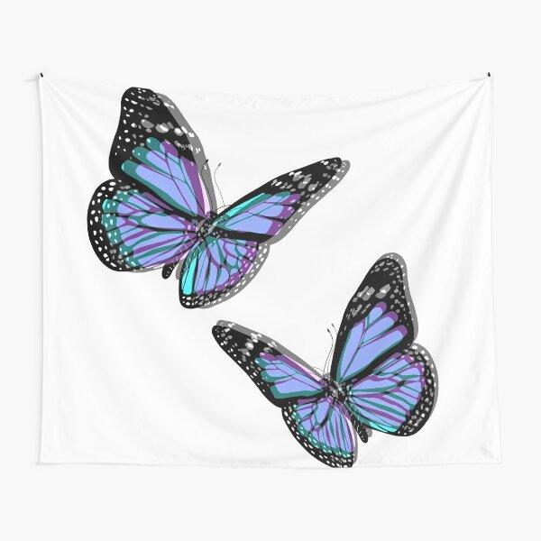 Fallas de mariposa Tela decorativa