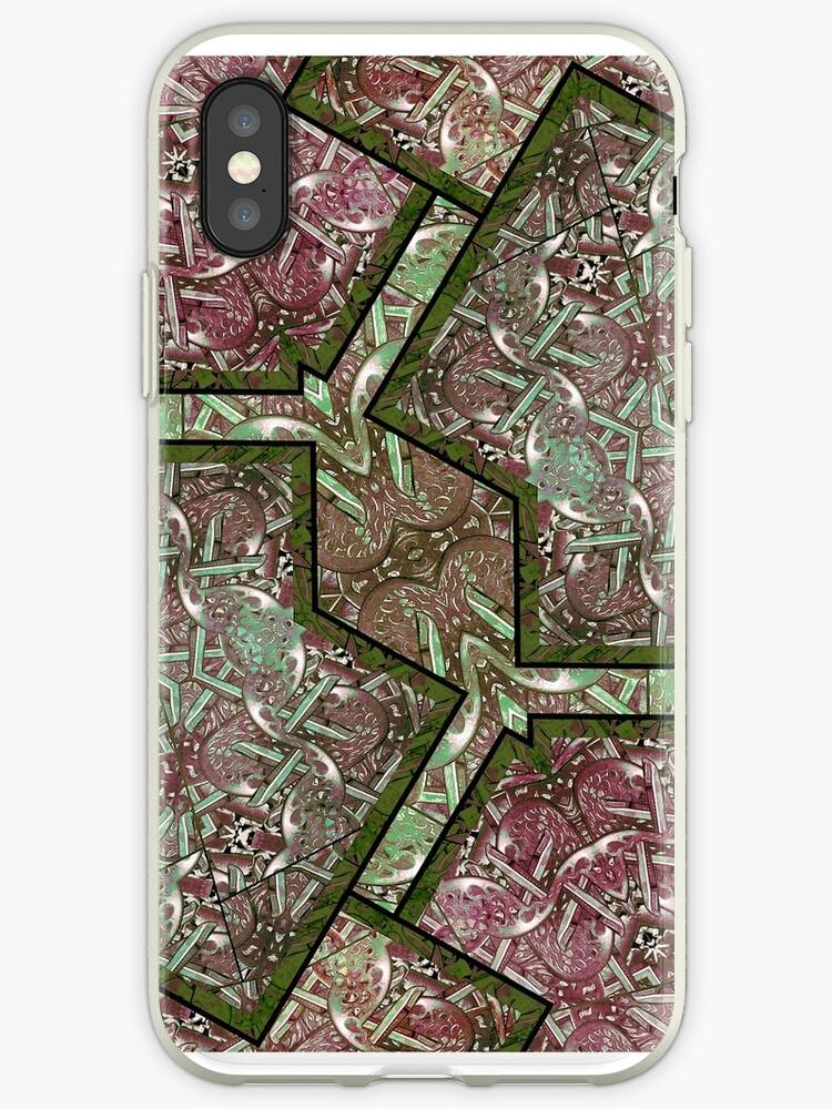 Luxury Geometric Ornament by DFLC Prints
