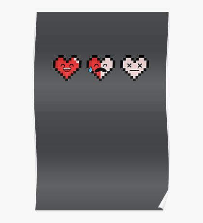 Emotions of the Heart Poster